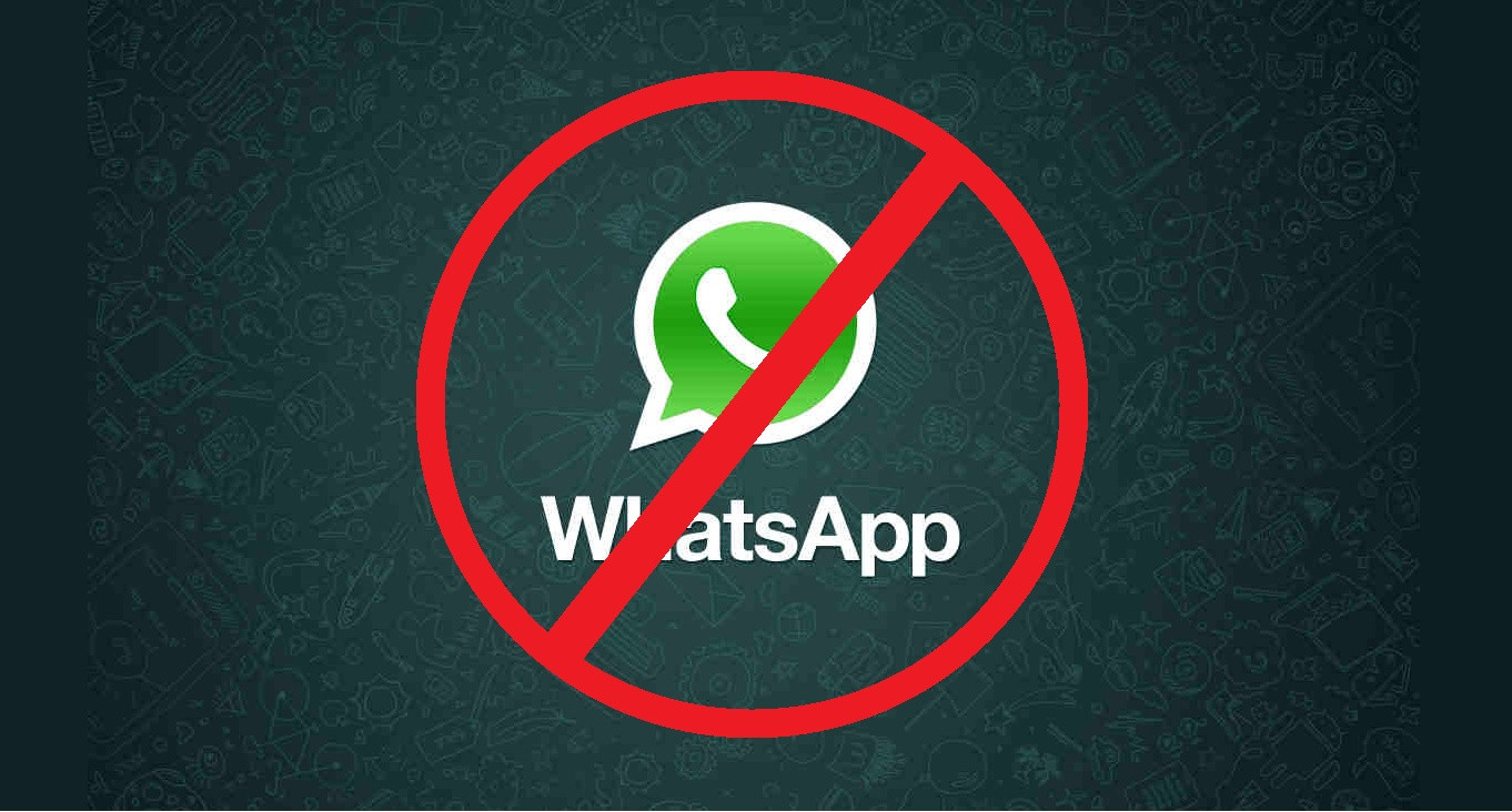End of WhatsApp journey