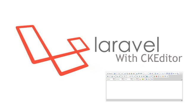 How to Install Ckeditor on Laravel