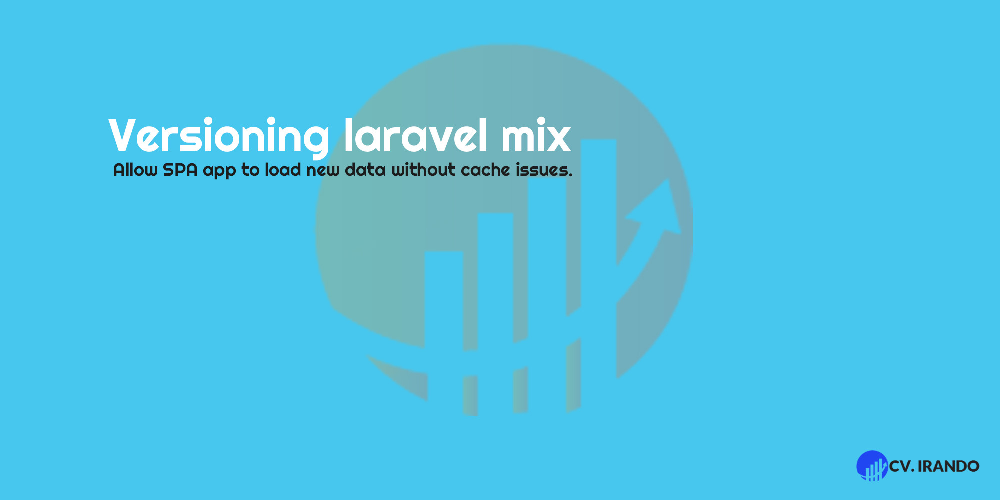 Versioning Laravel Mix