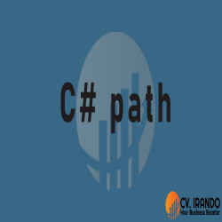 Learn about path in C#